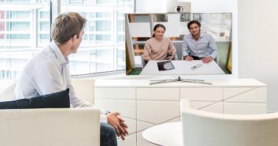 小規模会議室向けシステム