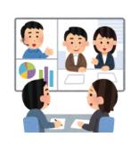 複数人数での打ち合わせはテレビ会議システム向き