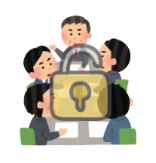 情報漏洩が怖い会議はテレビ会議システム向き